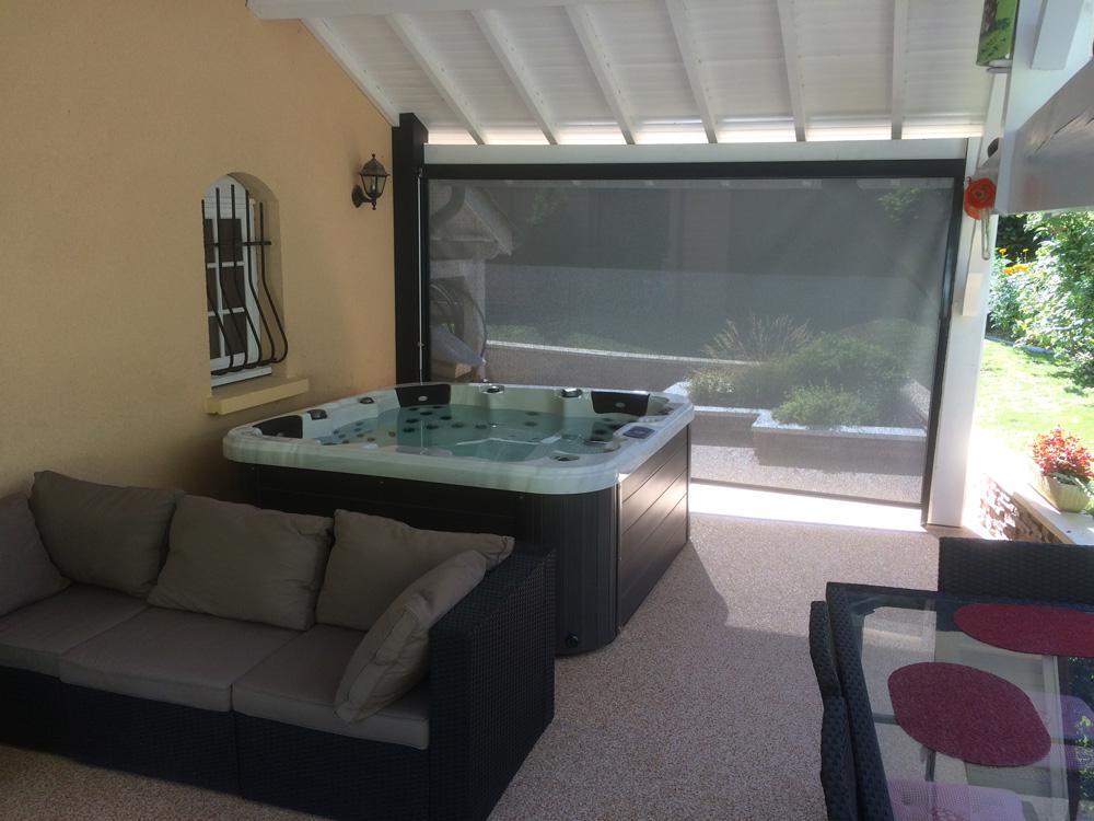 Le paradis du spa for Piscine seynod